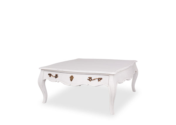 Belle Coffee Table - White