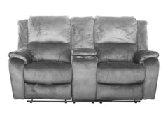 Nova Lounge (2 Seater) - Grey