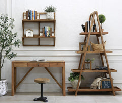 Plantation Bookcase - A-Frame
