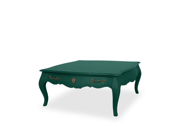 Belle Coffee Table - Green