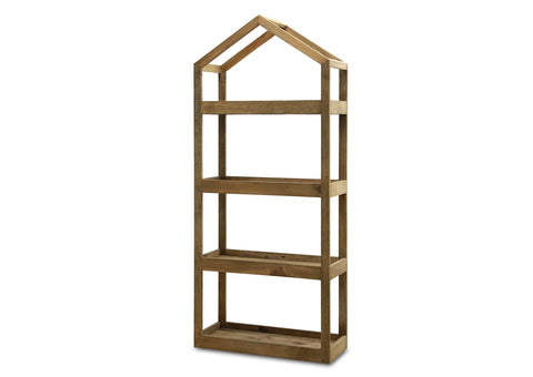 Plantation Bookcase - Birdhouse