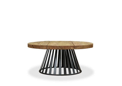 Pursuit Coffee Table - Round