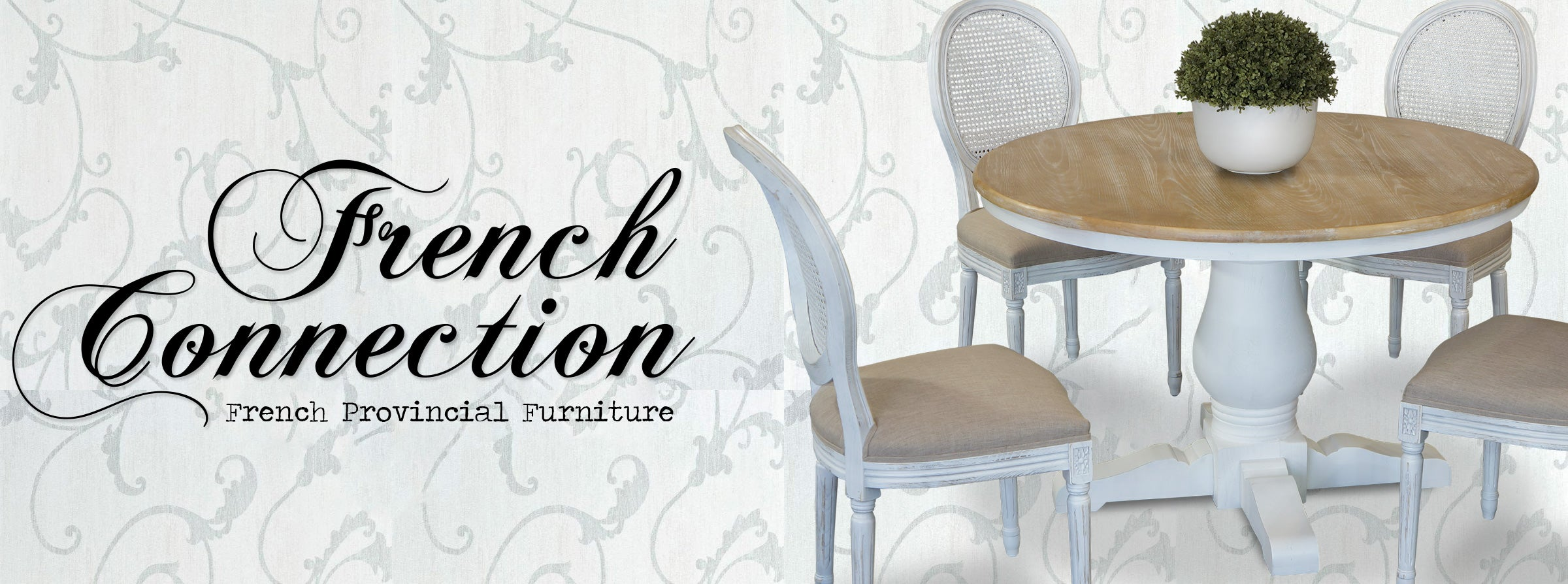 French Provincial Furniture Brisbane