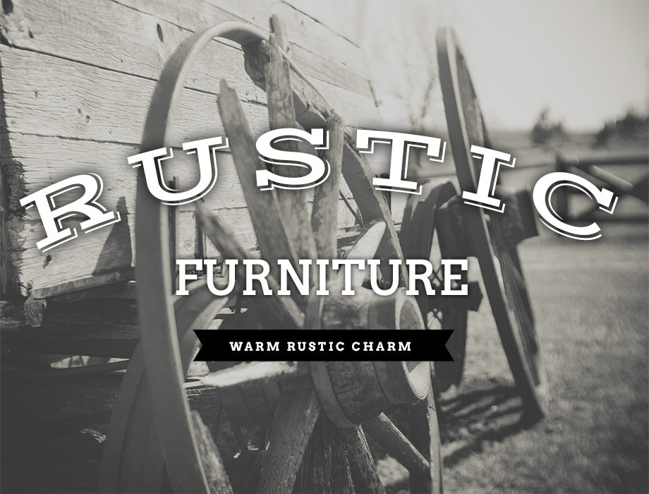 Rustic Furniture Brisbane