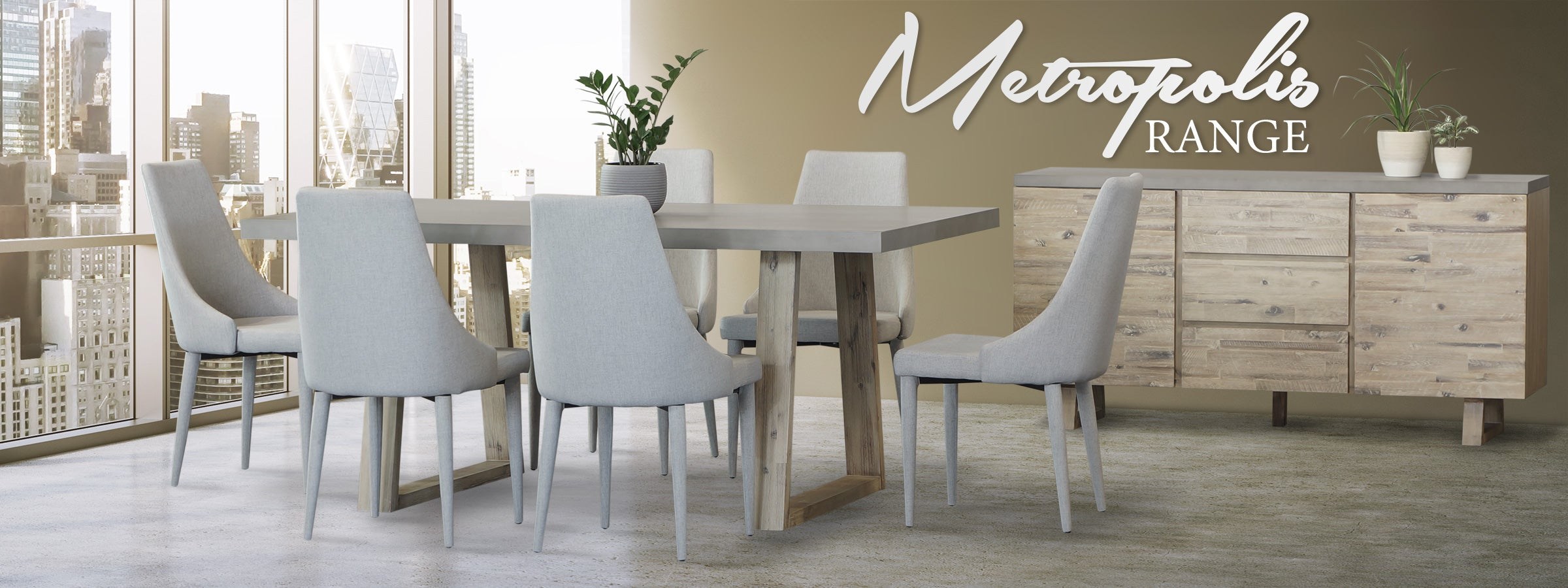 Metropolis Range, Brisbane Furniture
