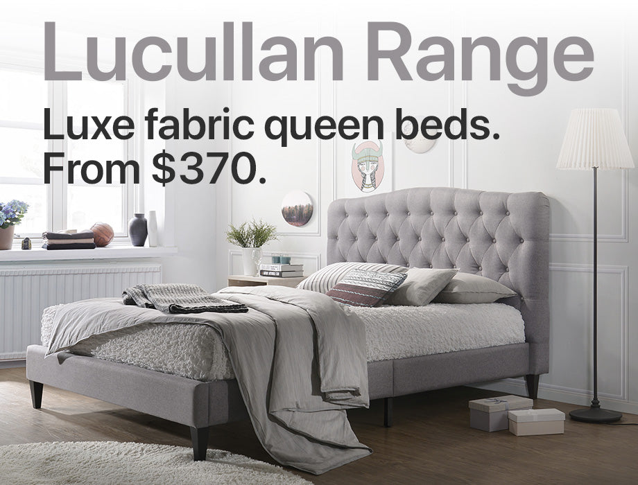 Lucullan Range, Brisbane Furniture