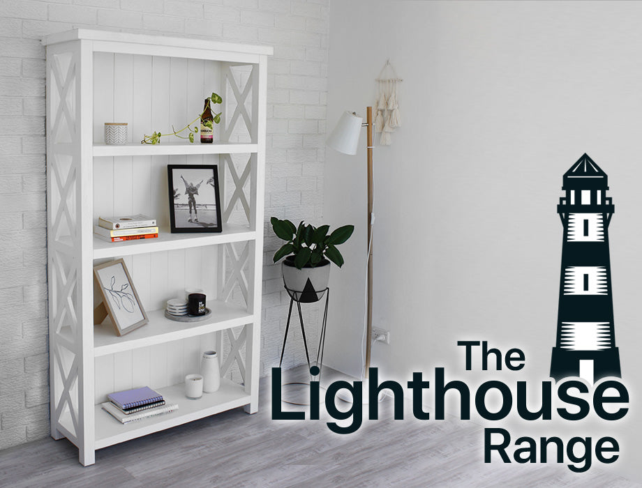 Lighthouse Range, White Furniture, Brisbane