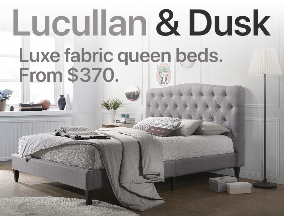 Lucullan & Dusl Ranges, Brisbane Furniture