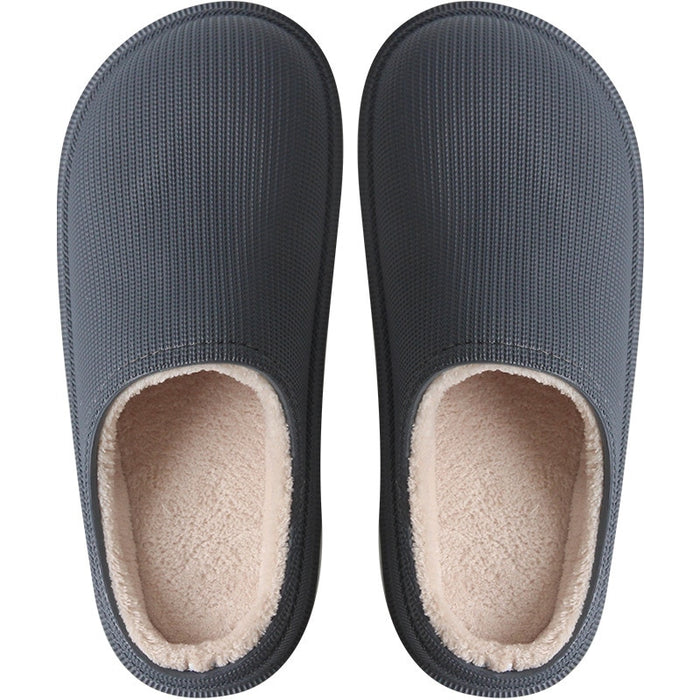 Super Soft Waterproof Non-Slip Home Slippers