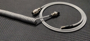 Custom Coiled Aviator Cable