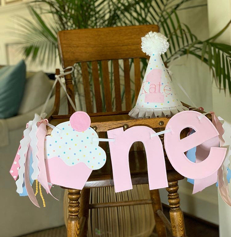 Cupcake ONE banner