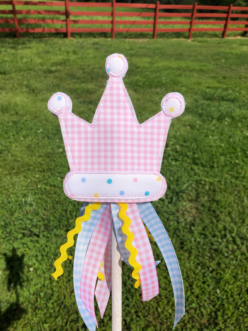 Princess Crown Wand