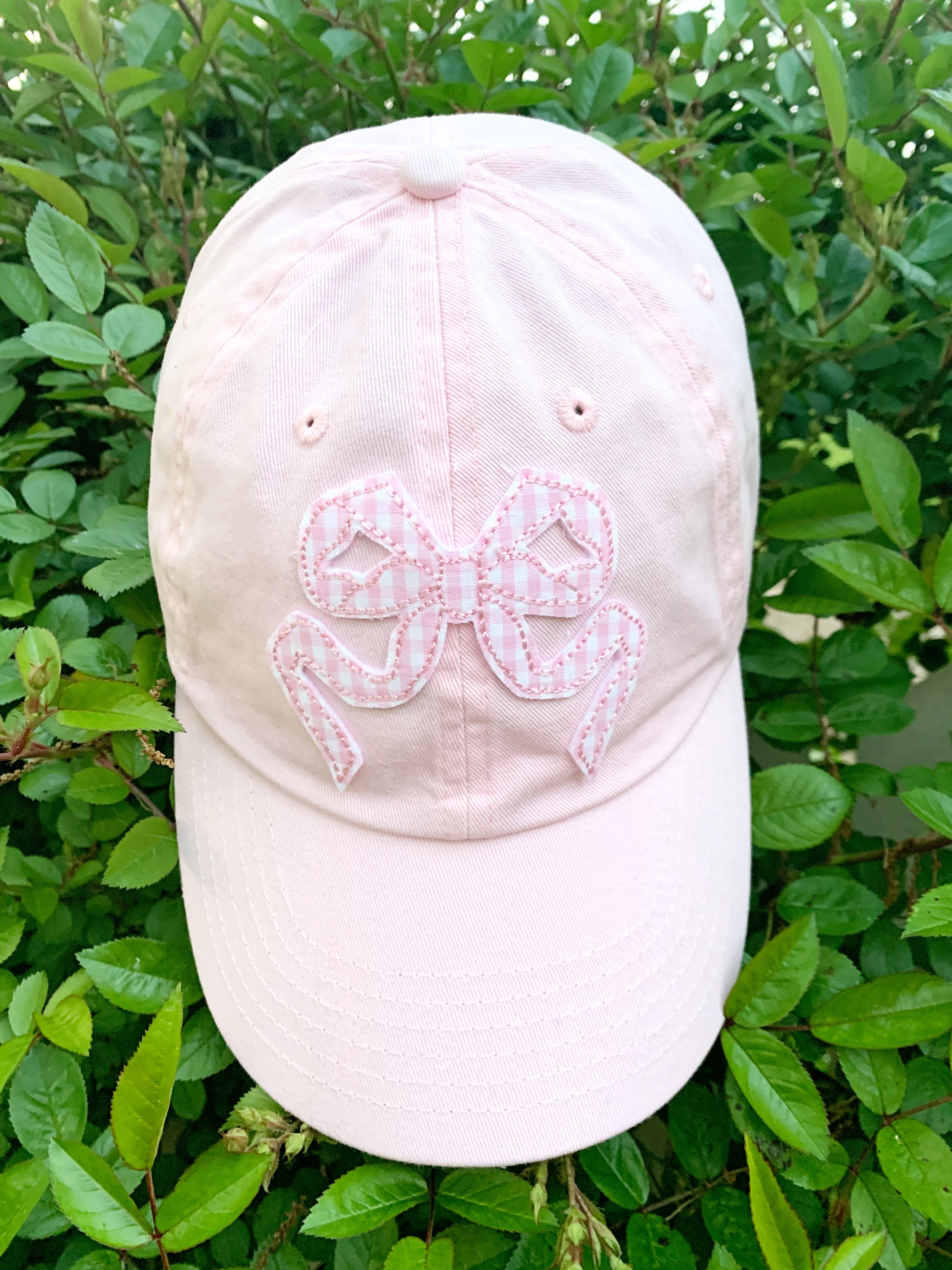 Toddler/Youth Bow Hat