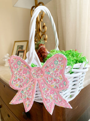 Easter Basket Bows