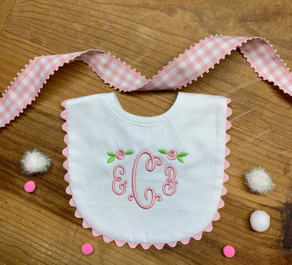 Little Rose Bib