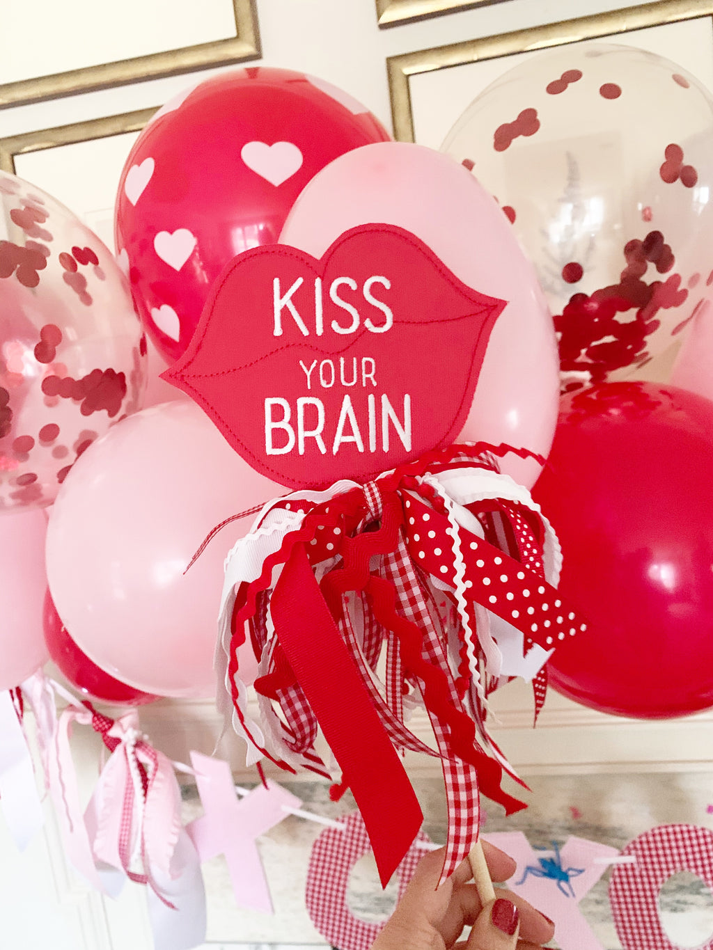 Kiss Your BRAIN Wand
