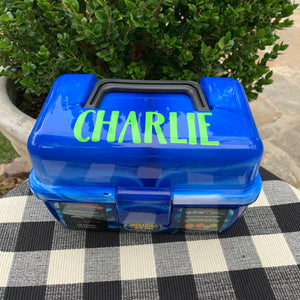 Boy Tackle Box