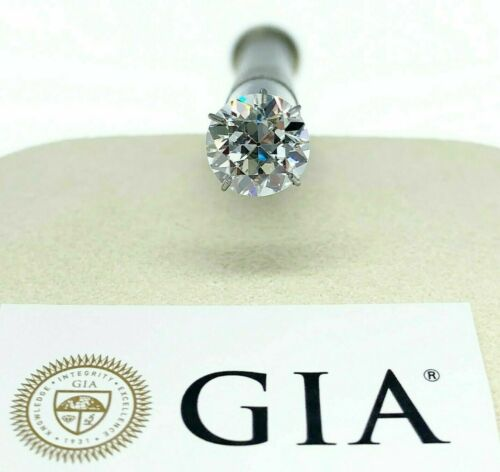 Loose GIA Diamond 1.99 Carats GIA Old European Cut Diamond GIA Certified H SI1