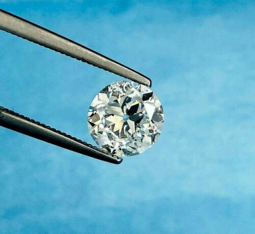 Loose GIA Diamond 1.90 Carats GIA Old European Cut Diamond GIA Certified H I1