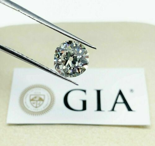 Loose GIA Diamond 1.88 Carats GIA Old European Cut Diamond GIA Certified K VS2