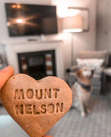 Personalised Doggie Biscuit Single