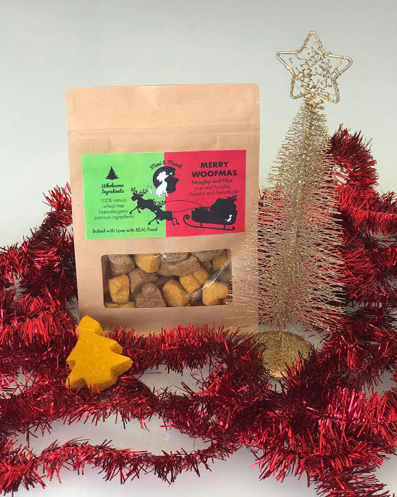 Merry Woofmas Treats- Naughty Or Nice