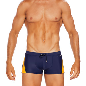 Barbados - Navy / Yellow  - Trunk