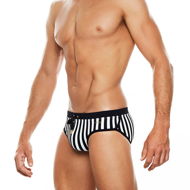 Saint Martin - Lo Rise Brief  7421-1 Black - Side.jpg