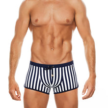 Load image into Gallery viewer, Saint Martin - Trunk  9421-3 Navy - Front.jpg