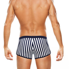 Load image into Gallery viewer, Saint Martin - Trunk  9421-3 Navy - Back.jpg