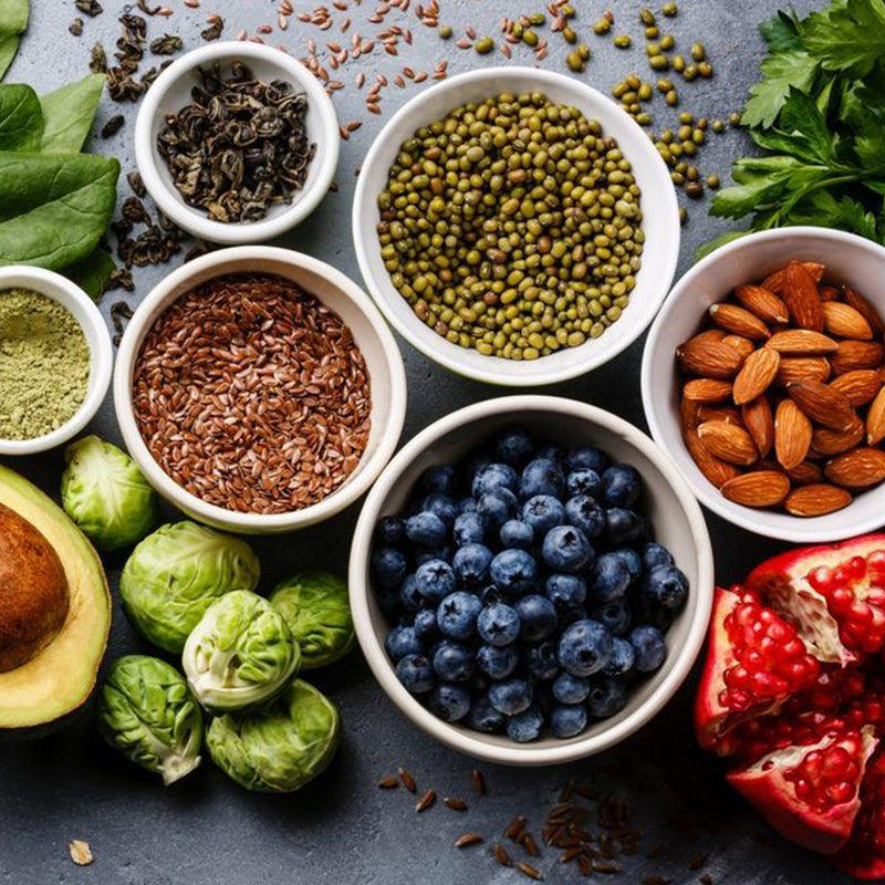 Easiest Ways to Fill Your Diet with Superfoods