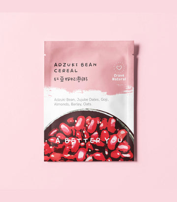 Original Adzuki Bean Oatmeal (Sold Out)