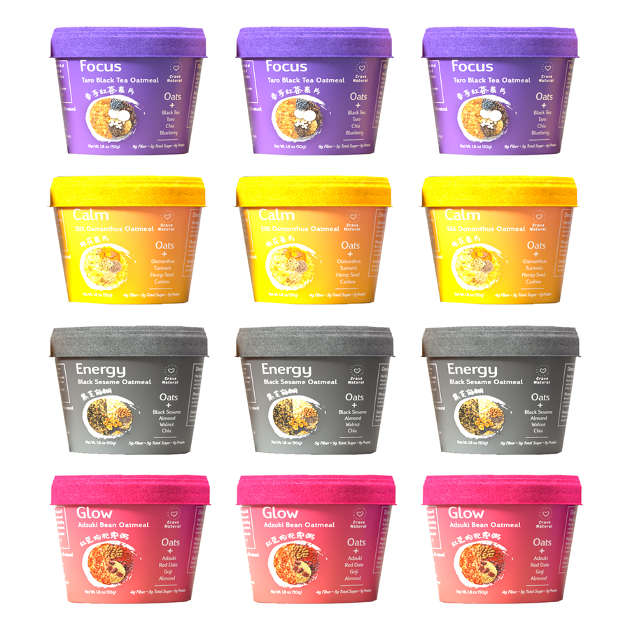 Variety Pack (12 cups)