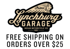 Indian Motorcycle - Lynchburg Garage