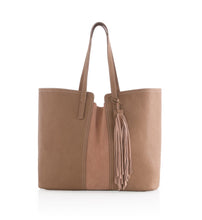 Load image into Gallery viewer, Porter Tote in Tan or Taupe