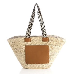 Val Natural Vegan Tote