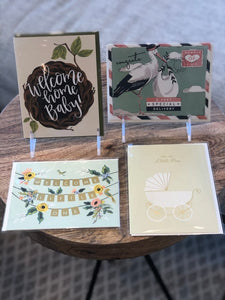 New Baby Gift Card Bundle