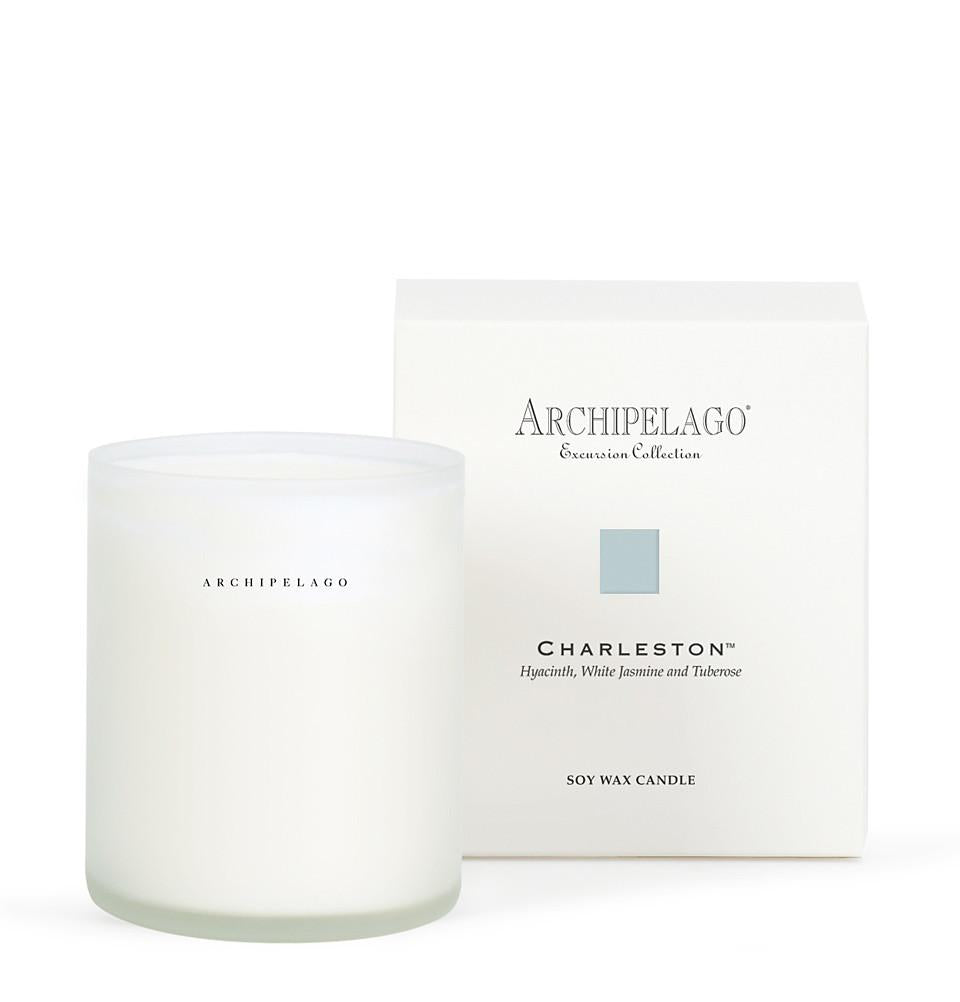 Charleston Boxed Excursion Candle by Archipelago Botanicals