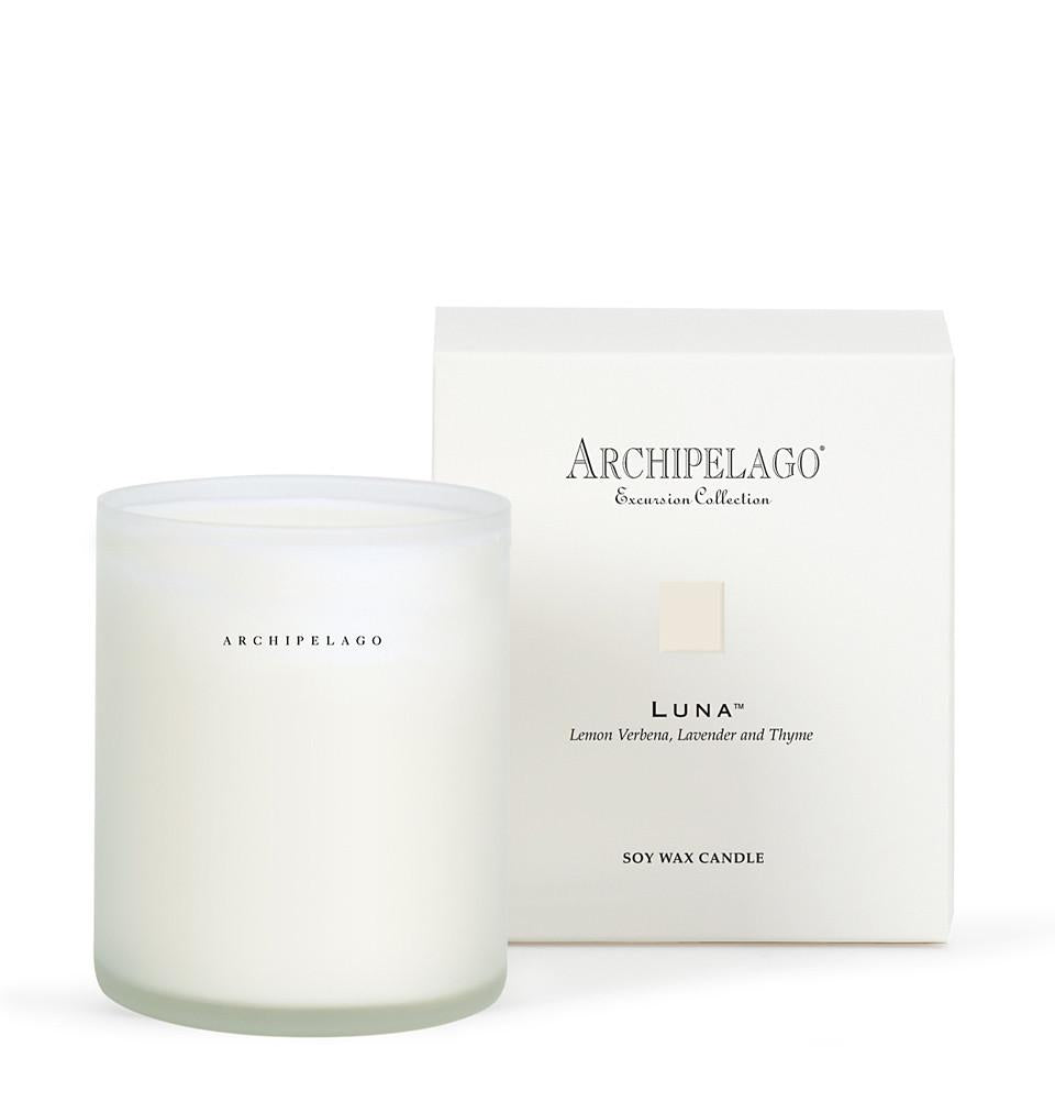 Luna Boxed Excursion Candle by Archipelago Botanicals