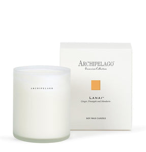Lanai Boxed Excursion Candle by Archipelago Botanicals