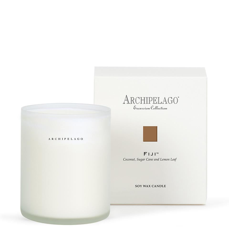 Fiji Boxed Excursion Candle by Archipelago Botanicals
