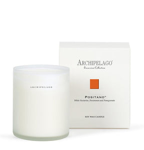 Positano Boxed Excursion Candle by Archipelago Botanicals