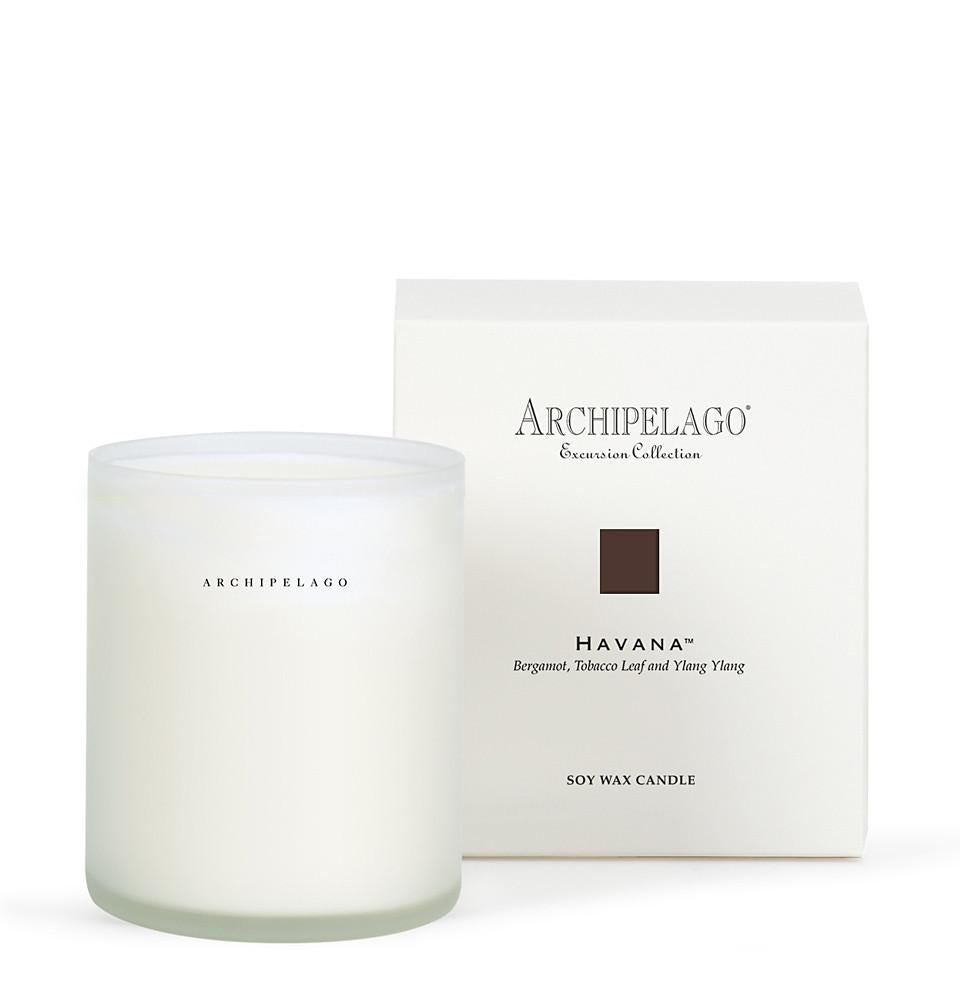Havana Boxed Excursion Candle by Archipelago Botanicals