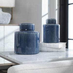 Saniya Containers, Set of 2