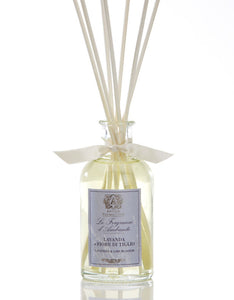 Lavender & Lime Blossom Fragrance Diffuser by Antica Farmacista - 2 sizes