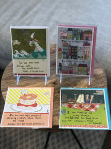 Encouragement Card Bundle (Set of 4)