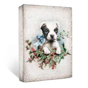 Winter's Bliss Memory Block T496