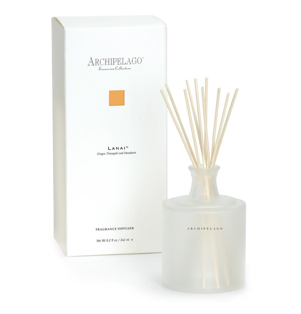 Lanai Excursion Reed Diffuser by Archipelago Botanicals