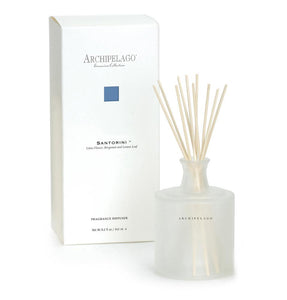 Santorini Excursion Reed Diffuser by Archipelago Botanicals