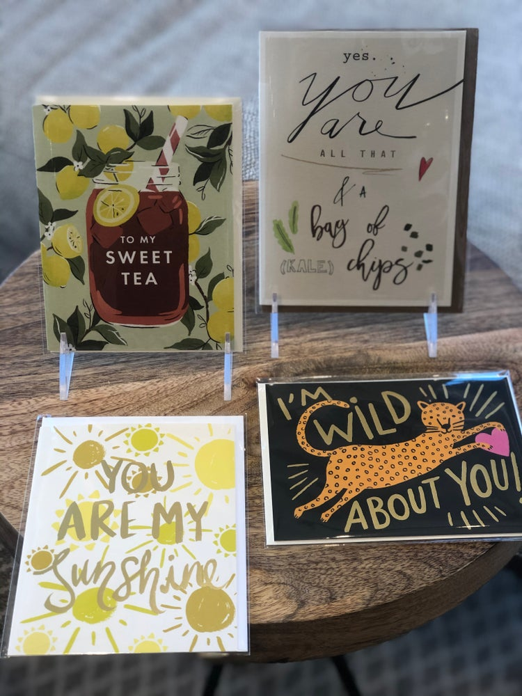 Sending Love Card Bundle (Set of 4)